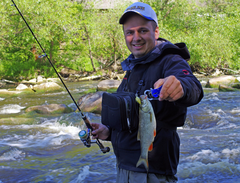 рыбалка в майском районе