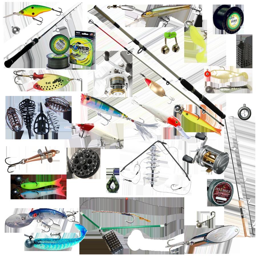 Подарю рыбацкие снасти