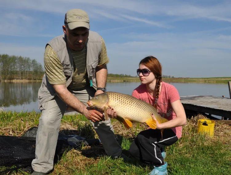 Рыбалка в московской облости