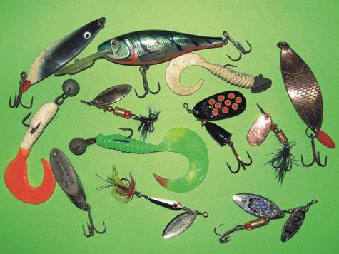 приманка на судак рыба