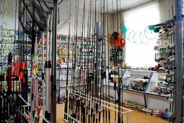 как открыть магазин рыбак