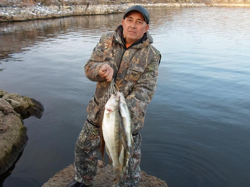 Ловить рыбу в оренбурге