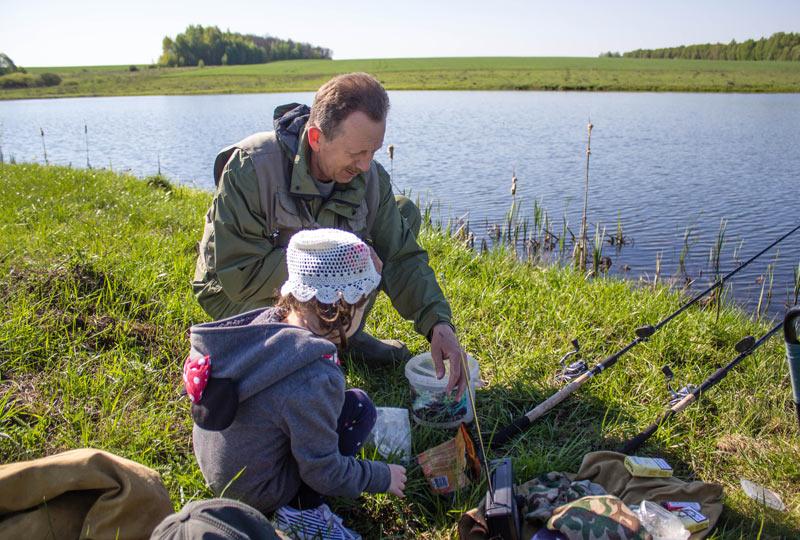 рыбалка в белгороде новые