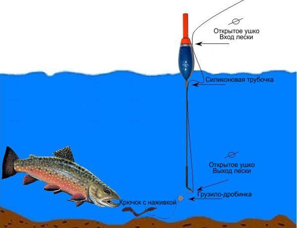 прикормка рыбы для поплавочной удочки