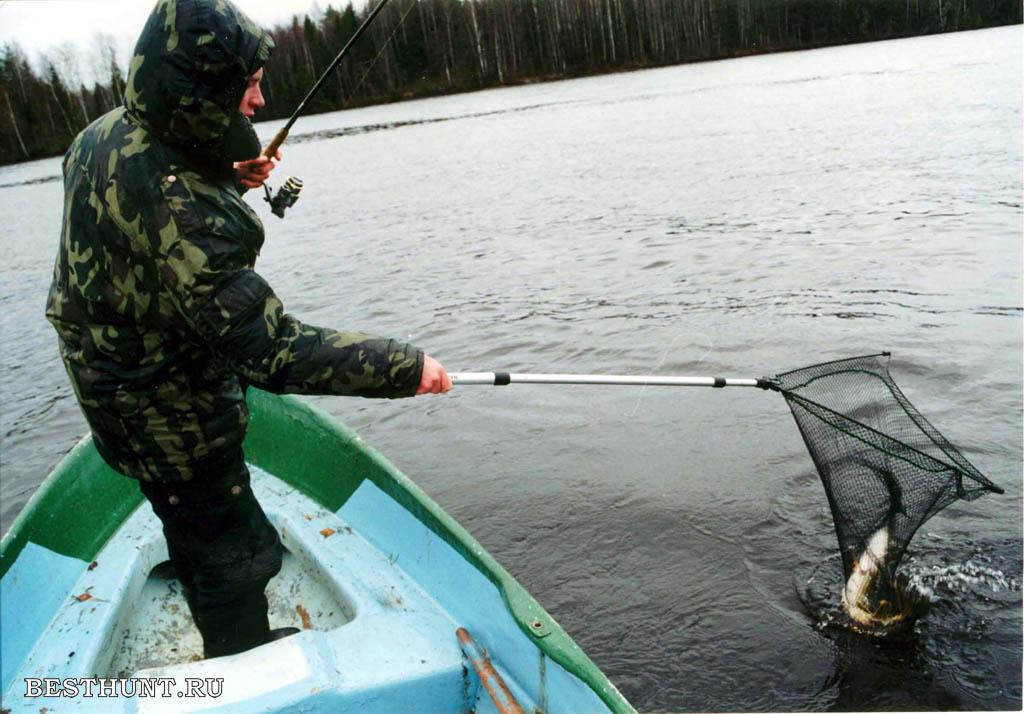 рыбалка в районе с петербурга