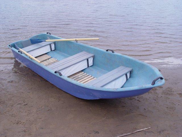 видео це его лодка