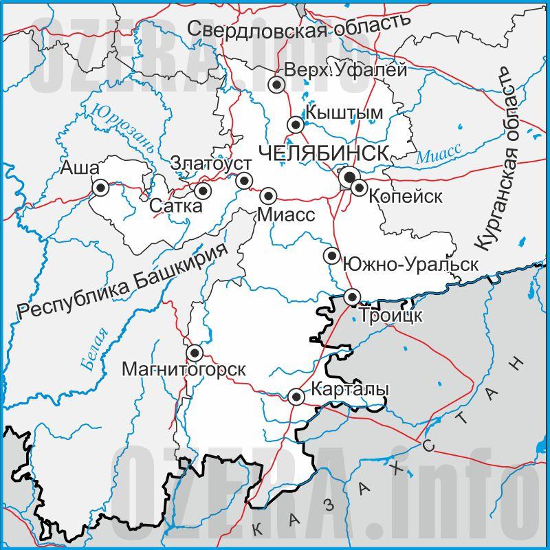 рыбалка в курганской области карта водоемов