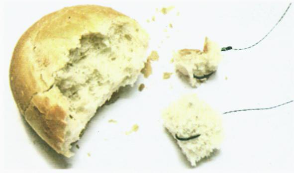 Как сделать из хлеба мякиш 30