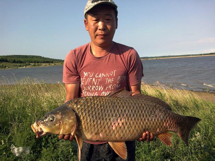 рыбалка на дальнем востоке в апреле
