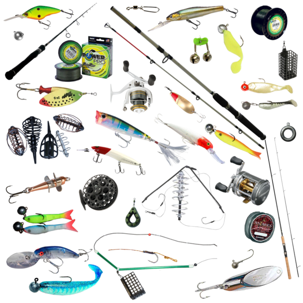 что брать с собой на летнюю рыбалку
