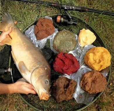 каша для прикормки рыбы весной
