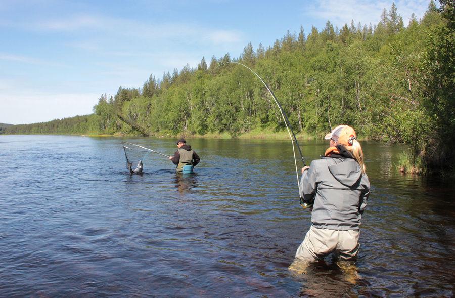 рыбалка в подмосковье и рядом