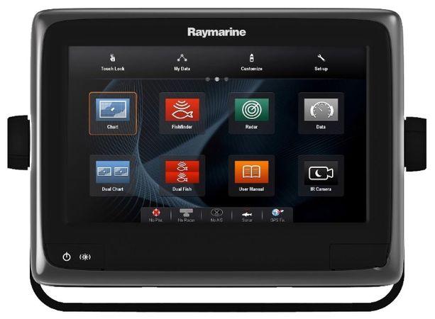 Эхолот Raymarine A127: отзывы, описание, характеристики и фото