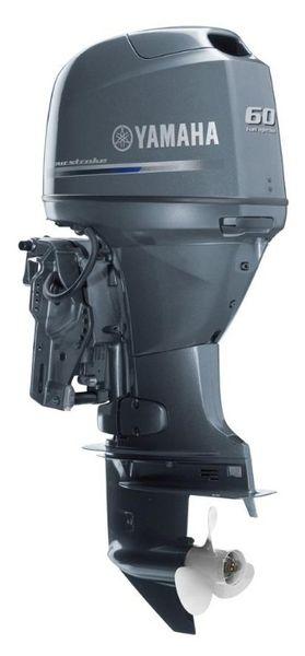 лодочный мотор yamaha f60fetl цена