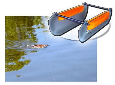 как сделать кораблики для рыбалки своими руками